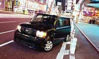 0504 Pl 2004 Scion XB Front Drivers Side View