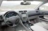 2006 lexus gs300 review road test automobile magazine. Black Bedroom Furniture Sets. Home Design Ideas