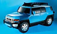 0505_Fjpl_Toyota_Fj_Cruiser 2007_Toyota_Fj_Cruiser Driver_Side_Front_View