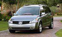 0505_Guestpl_Nissan_Quest 2005_Nissan_Quest Front_View