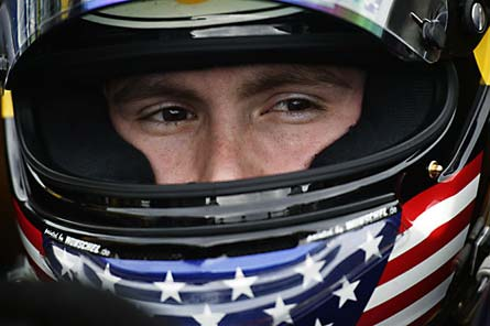 2002 Red Bull Driver Search winner Scott Speed has driven in a number of series during the last three years in his quest to return an American to Formula 1. Last season, he won the Formula Renault championship.