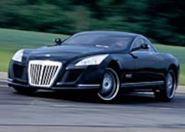 Maybach Exelero  Road Test  Review  Automobile Magazine