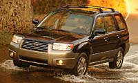 0508 Foresterpl Subaru Forester 2006 Subaru Forester Driver Side Front View