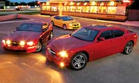 0508_Gtopl_Charger_Mustang_GTO Dodge_Charger_RT_And_Ford_Mustang_GT_And_Pontiac_GTO_60 Various_Side_Views