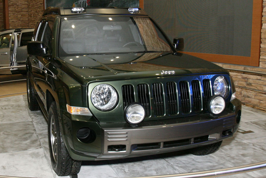 Concept as shown at 2005 Frankfurt Auto Show