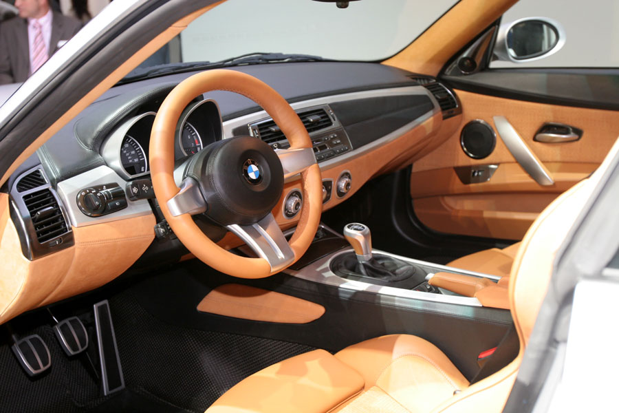 2006 BMW Z4 Coupe Concept - Automobile Magazine