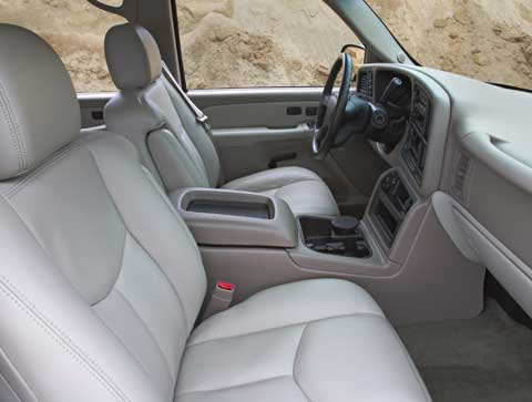 Related Keywords Suggestions For 2005 Suburban Interior