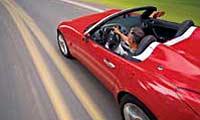 0510 Pl 2006 Pontiac Solstice Rear Drivers Side View