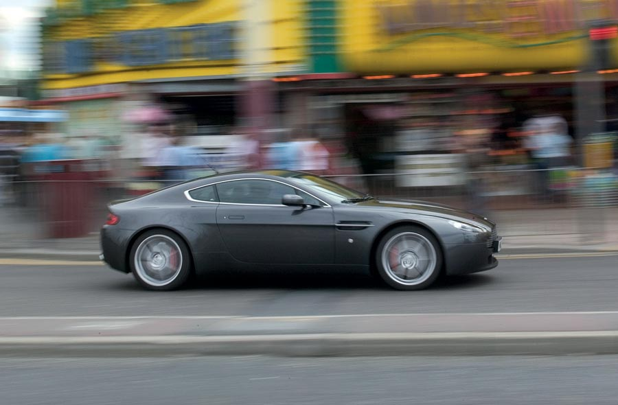 While Even Aston Aficionados Find It Hard To Tell A Vanquish From A DB9 And  Vice Versa, It Is More Difficult To Confuse The V8 Vantage With Its Bigger  ...