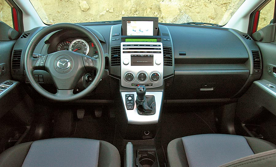 2007 Mazda 5 Reviews U2013 Idea Di Immagine Auto