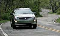 0510_SRXpl_Cadillac_SRX_4_Seasons 2005_Cadillac_SRX Full_Front_View
