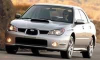 0510_Subaru_WRX_Wrxpl 2006_Subaru_WRX Driver_Side_Front_Grill_View