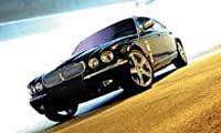 0511 Jaguar Super V8 Portfolio Portfoliopl 2006 Jaguar Super V8 Portfolio Driver Side Front View