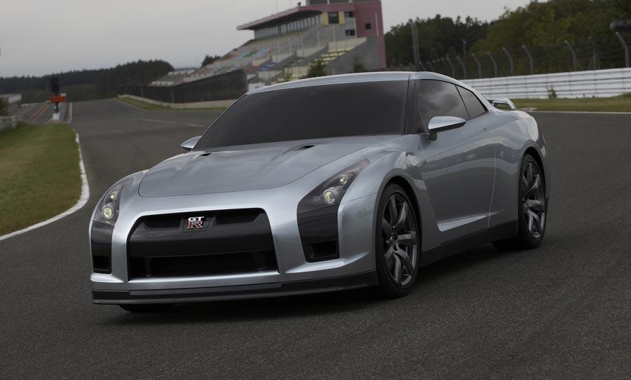 2008 Nissan Skyline GT-R - 2008 & 2009 Future Cars Sneak ...