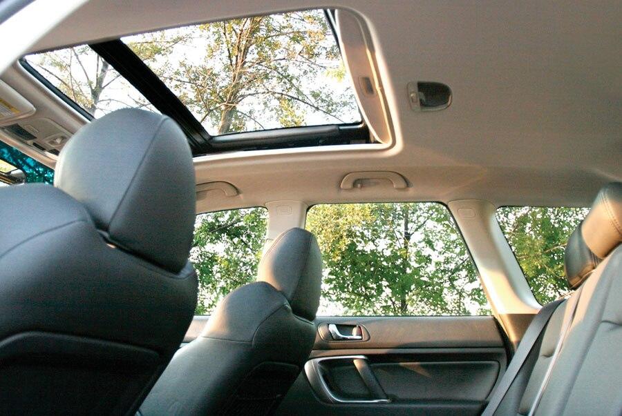 Subaru Ann Arbor >> 2005 Subaru Legacy GT - Four Seasons Test - Automobile ...