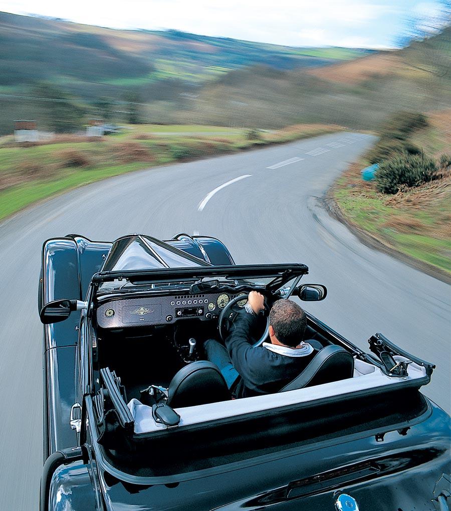 2006 morgan aero 8 road test review automobile magazine 22 vanachro Choice Image