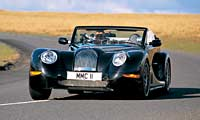 0512_pl 2006_Morgan_Aero_8 Front_Drivers_Side_View