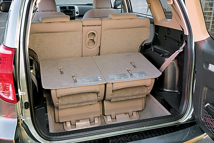 Toyota RAV Road Test Review Automobile Magazine - 2006 rav4