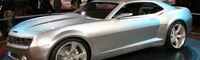 0602 01 Pl 2009 Chevrolet Camaro Concept Side Front