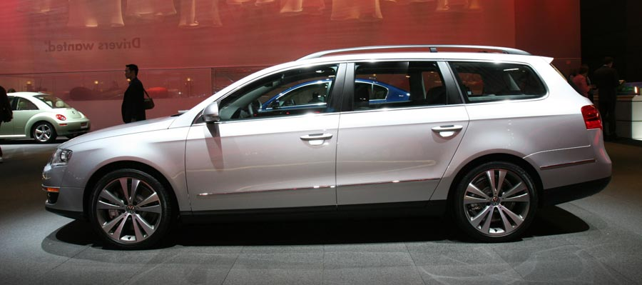 2006 Volkswagen Passat Wagon
