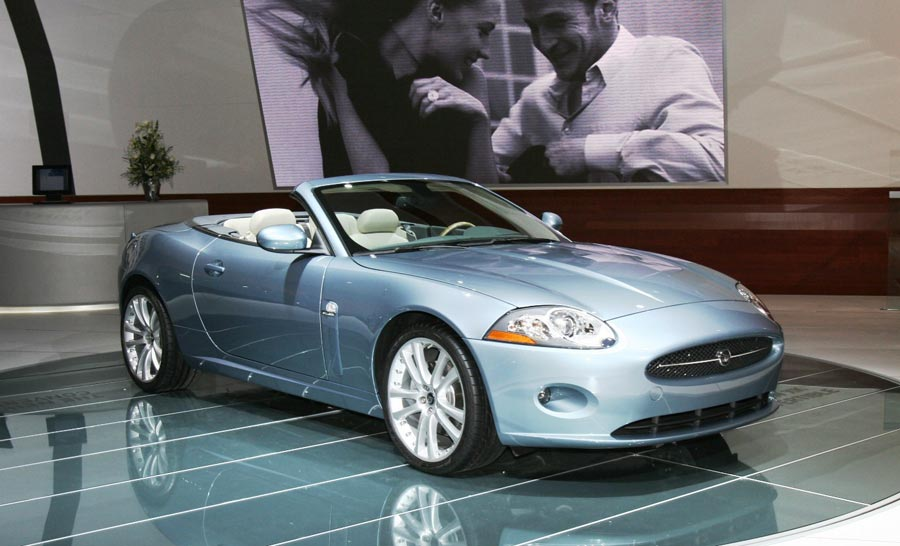 2007 jaguar xk convertible 2007 new cars automobile. Black Bedroom Furniture Sets. Home Design Ideas
