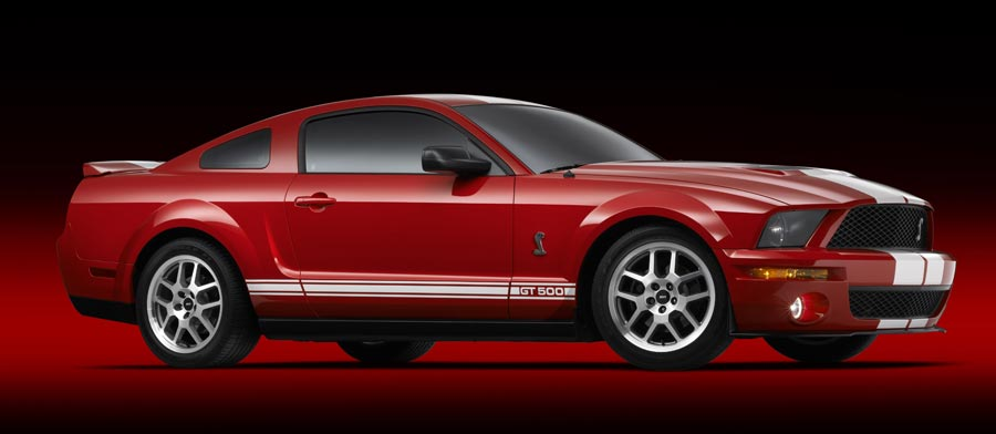 2007 Shelby Ford GT500 Coupe