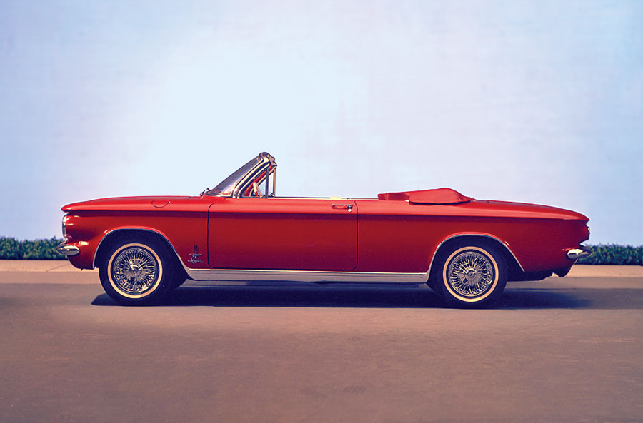 1964 Chevrolet Corvair Monsa Spyder