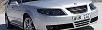 0705 Pl 2007 Saab 9 5 Front
