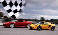 0602_01pl_Ferrari_F430_Lotus_Exige_2006_Ferrari_F430_And_Lotus_Exige