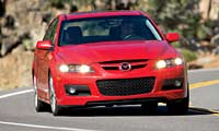 0602_Mazdaspeed_6_04pl 2006_Mazda_Mazdaspeed_6 Full_Front_Grill_View