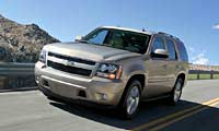 0602_Tahoeps_Chevrolet_Tahoe 2007_Chevrolet_Tahoe Driver_Side_Front_Grill_View