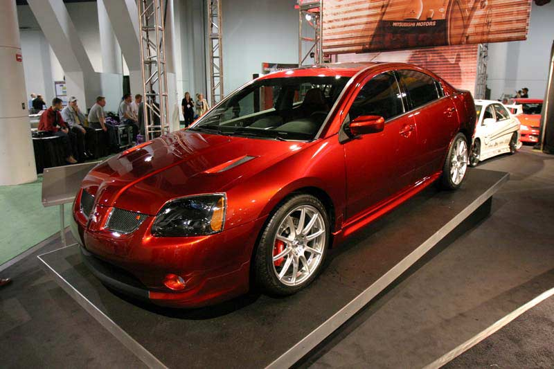 2007 Mitsubishi Galant Ralliart Pictures | Photo Gallery | Car and ...