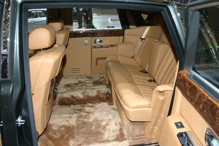 2007 Rolls Royce Phantom Extended Wheelbase 2006 Detroit