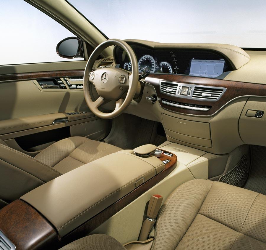 2006 Mercedes-Benz S550