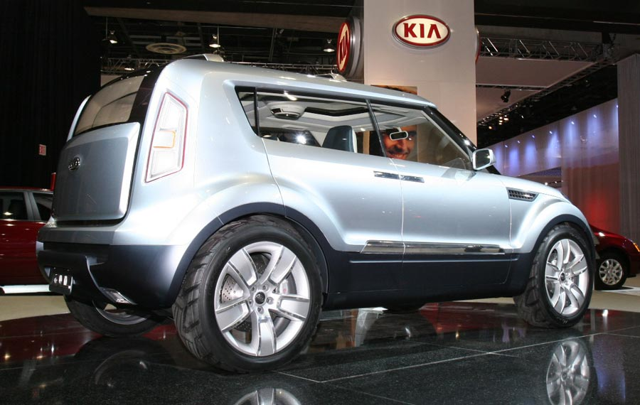 2009 Kia Soul Latest News Pictures And Auto Shows Automobile Magazine