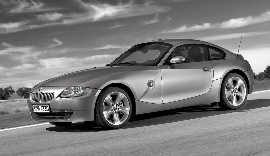 2007 BMW Z4 Coupe