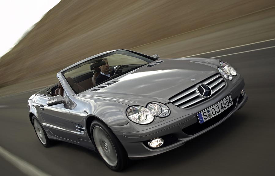 2007 Mercedes-Benz SL500