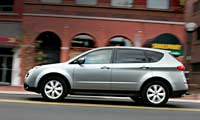 2006 subaru b9 tribeca long term test review. Black Bedroom Furniture Sets. Home Design Ideas