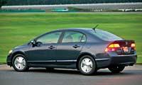 0603 Honda Civic Hybrid Pl