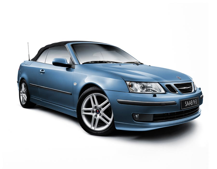 2007 saab 9 3 aero convertible 2006 new york. Black Bedroom Furniture Sets. Home Design Ideas