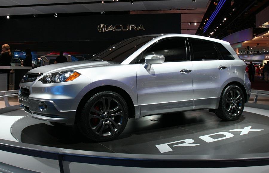 2007 Acura RD-X Concept
