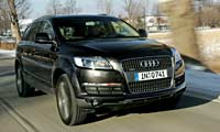0605 Pl 2007 Audi Q7 Front Right