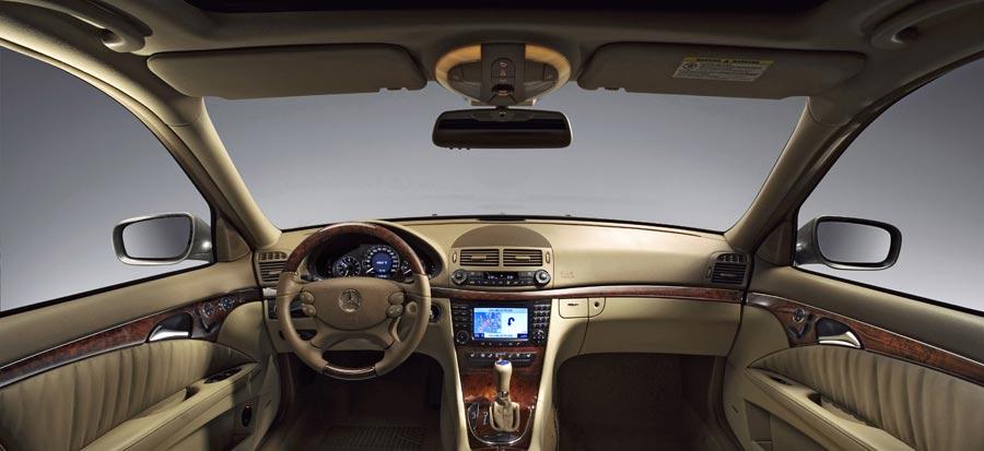 2007 Mercedes-Benz E-Class Interior