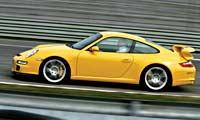 0606 Pl 2007 Porsche 911 Gt3 Left Steet