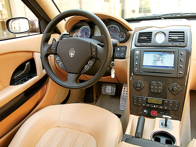 2007 maserati quattroporte sport gt car review road test reacting to the chorus of complaints about duoselect maserati spent the past two years improving if not perfecting the gearbox sciox Choice Image