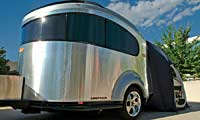0606 Pl Airstream Trailer