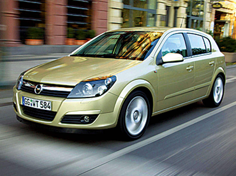 The Opel Astra: Replacement for the Saturn Ion