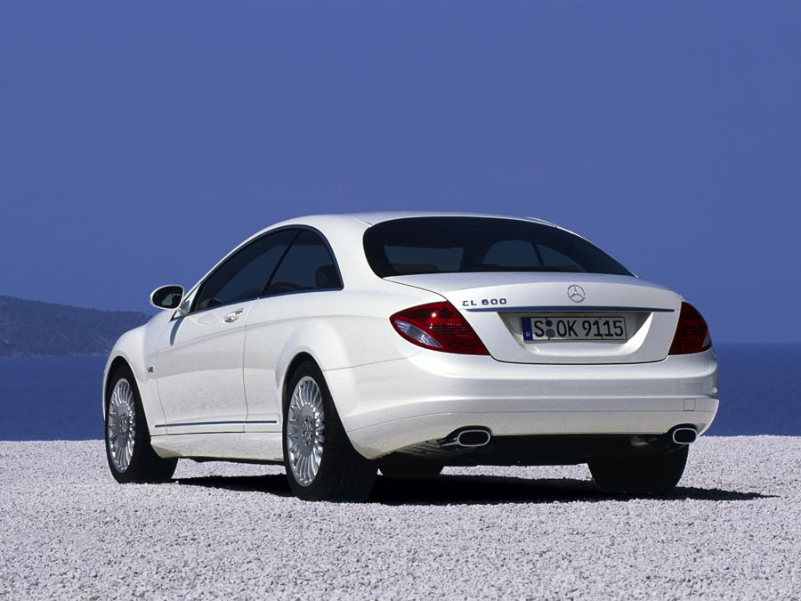 2007 Mercedes Benz Cl Class Latest Audo News And Images