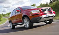0607_pl 2007_volvo_XC90_sport Front_driving