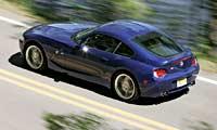 0608 Pl 2007 Bmw Z4 M Coupe